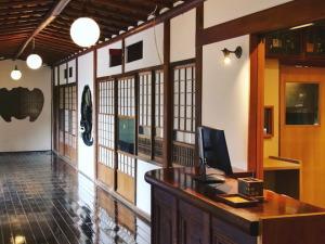 三河屋旅館(館内)