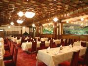 万平ホテル(ダイニングルーム)