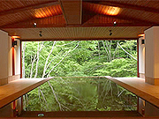 渓流沿い・リバーサイドの宿