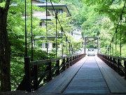 つり橋の宿山水観湯川荘