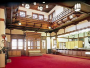奈良ホテル(ロビー)