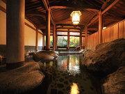 文化財の宿 新井旅館(大浴場)