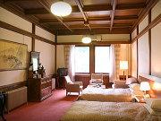 日光金谷ホテル(客室の一例)