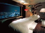 夜景の見えるお部屋の一例