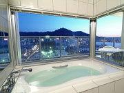 函館の夜景のきれいなホテル