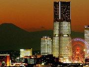 夜景の見えるホテル