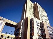 横浜桜木町ワシントンホテル(外観)