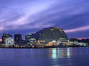 神戸メリケンパークオリエンタルホテル(外観)