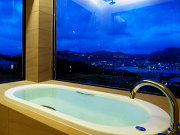 ガーデンテラス長崎ホテル&リゾート(ビューバス)