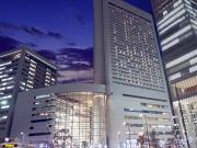 ヒルトン大阪(外観)