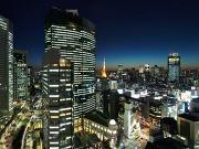 東京都内の夜景のきれいなホテル